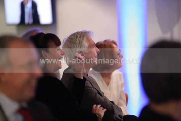DU9A9756a - An Evening with Sir Michael Parkinson ~ NCFC, March 11th