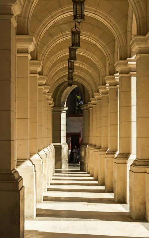 columns - Cuba