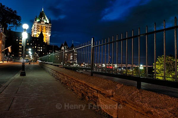 - Quebec City