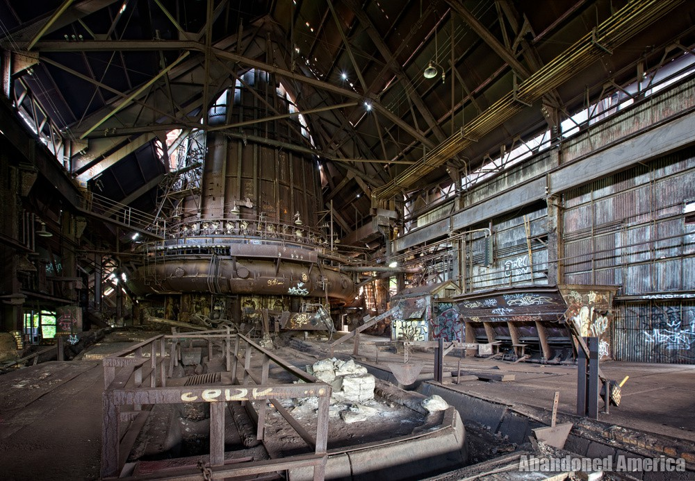 Carrie Furnaces (Rankin, PA) | Blast Furnace - Carrie Furnaces