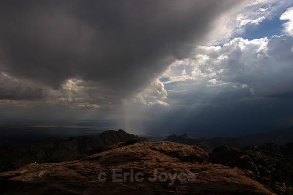 Santa Catalina Mountains - Tuscon, Arizona
