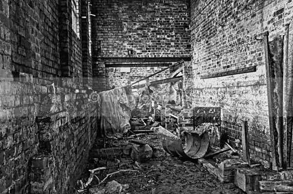 Dereliction - Monochrome Photograph's