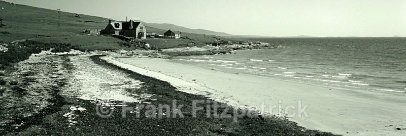 Island of Berneray, Outer Hebrides, Scotland - Island of Bernaray