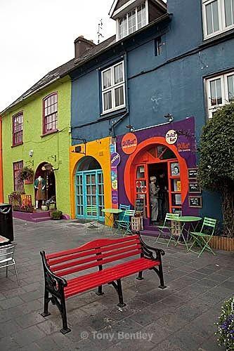 Kinsale Sqauare - Ireland