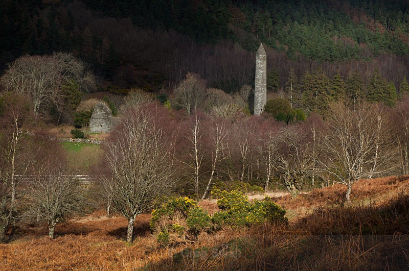 Wicklow Light - Landscapes of Ireland - Glendalough and the Wicklow Mountains
