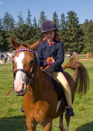 179 - Moniaive Horse Show 2008
