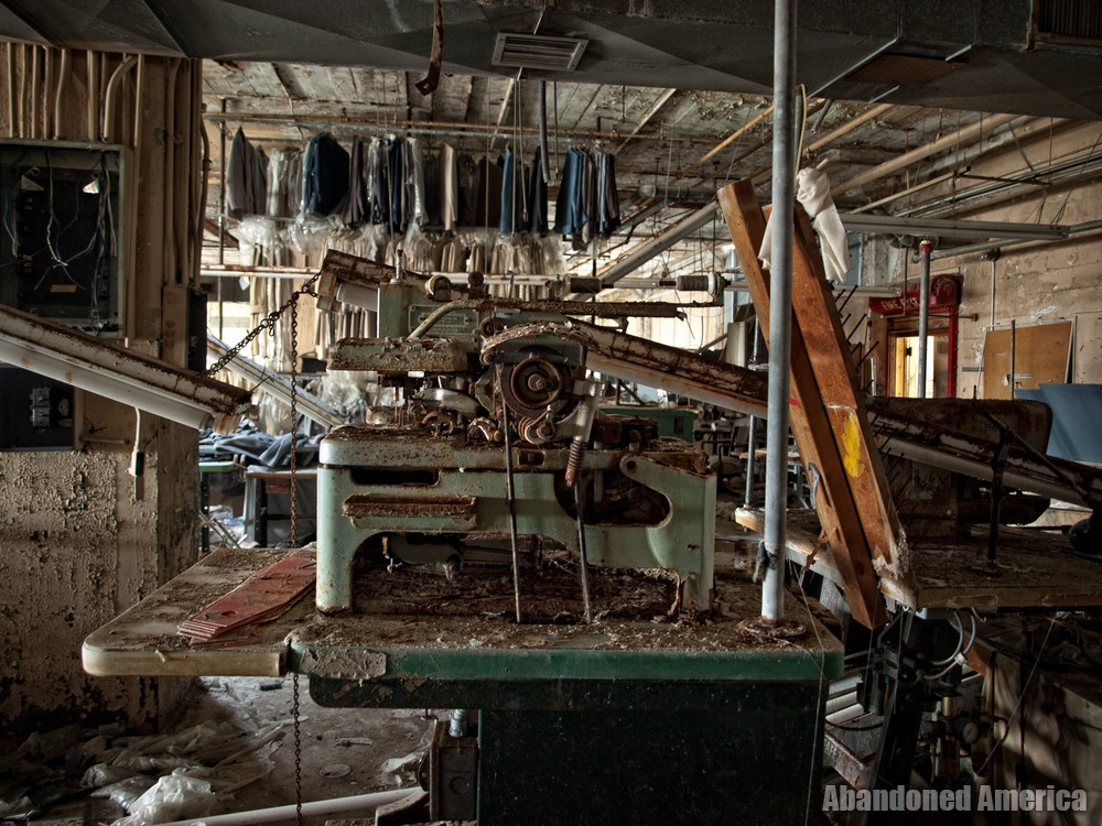 Lebow Brothers Clothing (Baltimore, MD) | Rusty Sewing Station - Lebow Brothers Clothing Company