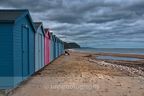 Charmouth Beach Huts. - Places of Interest