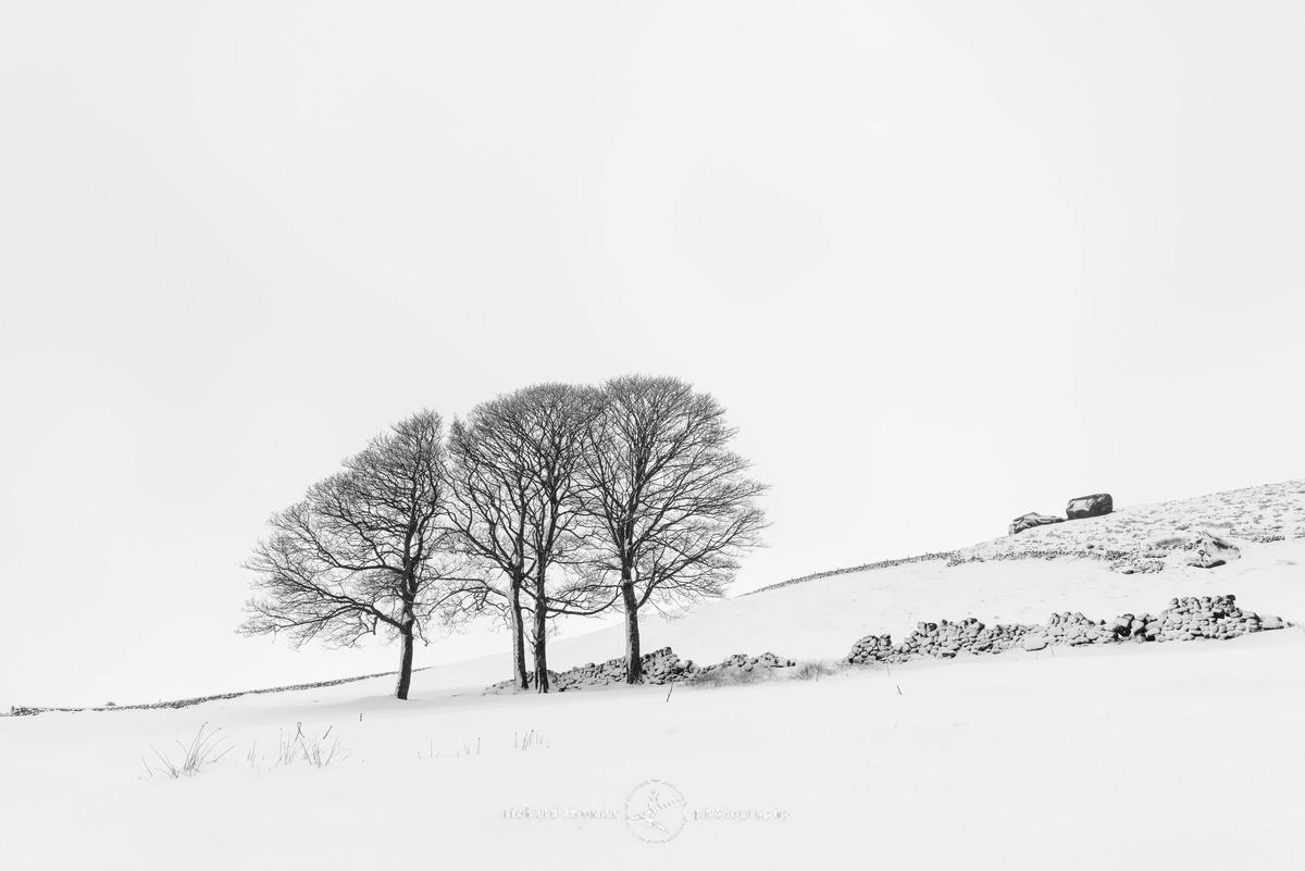 Bearstone winter - Peak District - WINTER