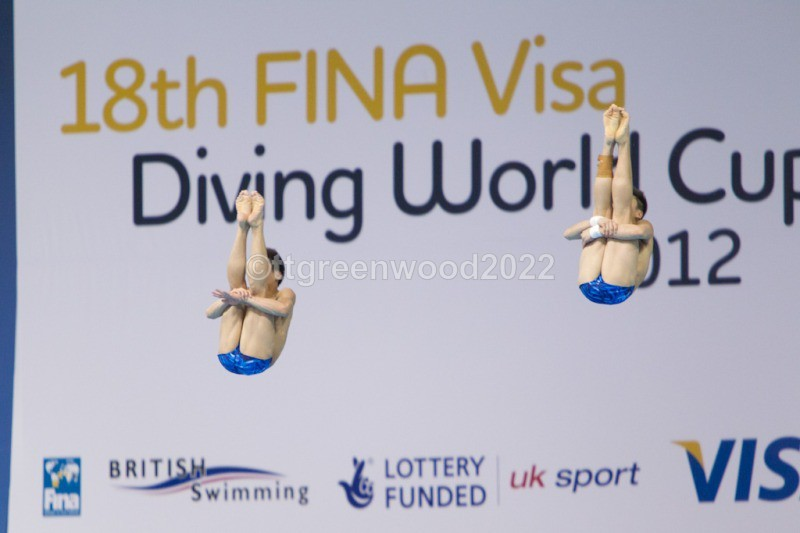 WCD-138 - World Cup Diving