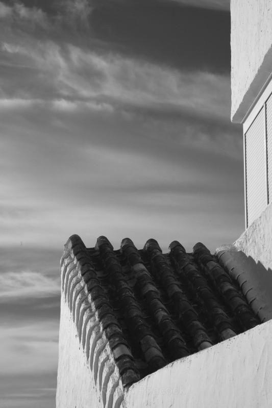 Spanish Villa 2 - Shapes and Skies