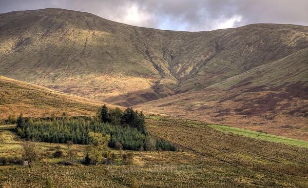 hills - Glasgow