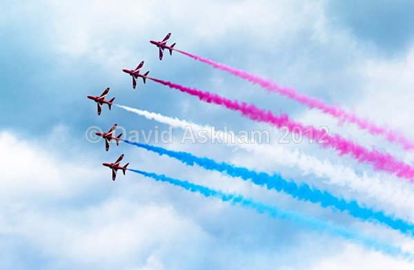 Red Arrows - Leica Photography