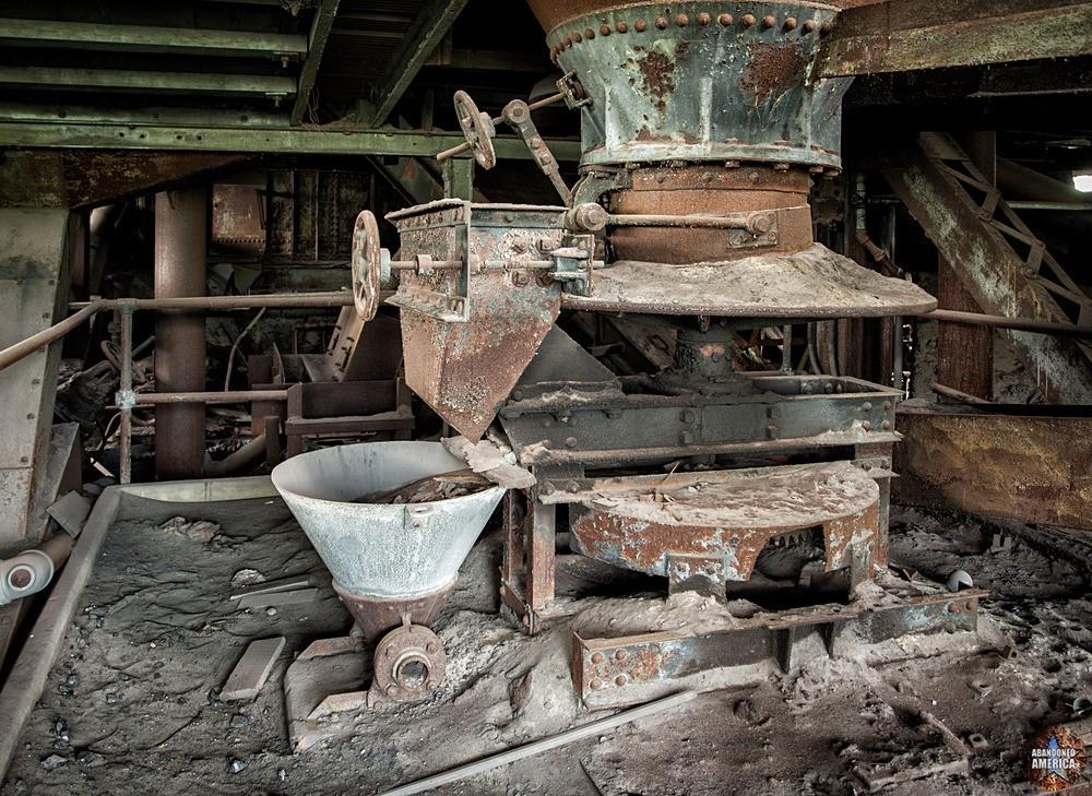 St. Nicholas Coal Breaker (Mahanoy City, PA) | Funnel - St. Nicholas Breaker
