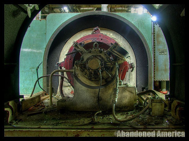Municipal Electric (Hagerstown, MD) | this mortal coil - Municipal Electric Light Plant