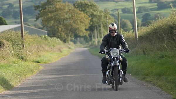 16 - Rudge Motorcycle Restoration