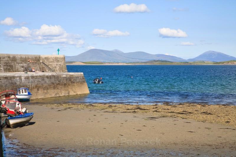 Lecanvey Pier - West of Ireland
