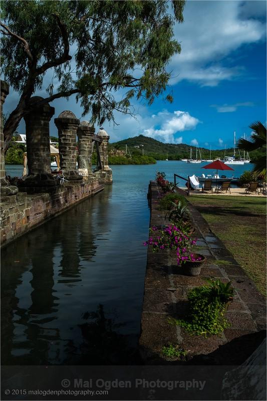 Nelsons Dockyard - Carribean Islands