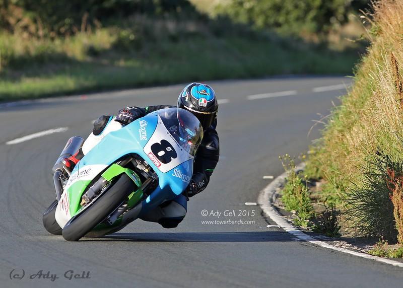 Russ Mountford - Racing
