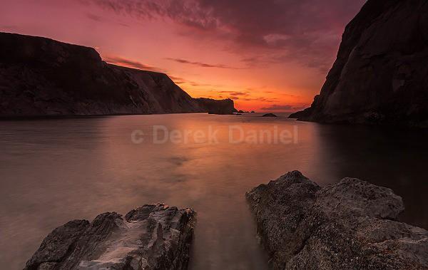 Man O' War Bay - Dorset