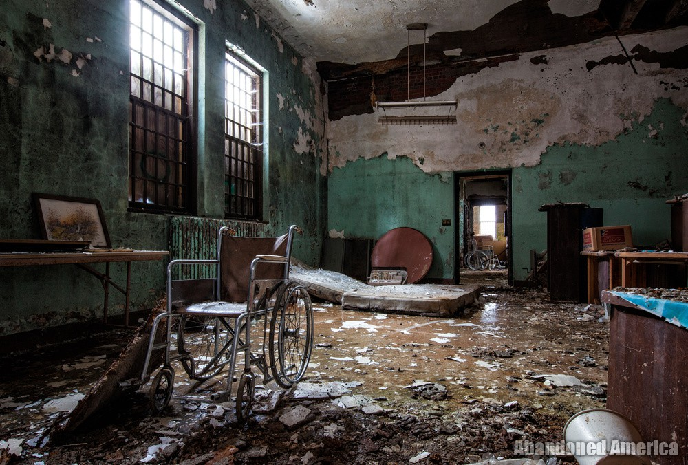 when sorrows come - Wilder State Hospital*