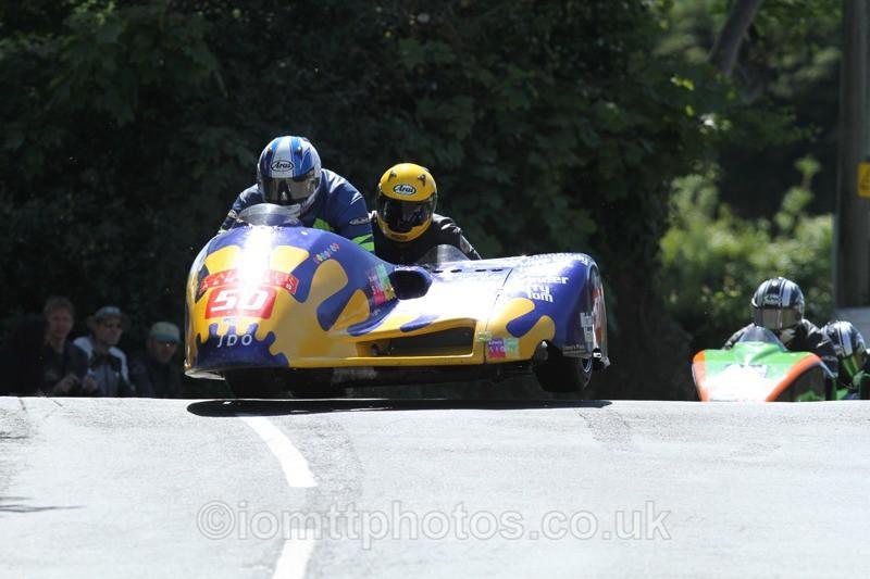 IMG_2406 - Sidecar Race 2 - TT 2013