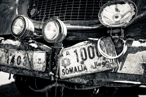 Somalia, Kismayo, Truck, Fiat