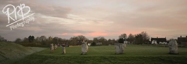 Avebury Panorama - Panoramic Images