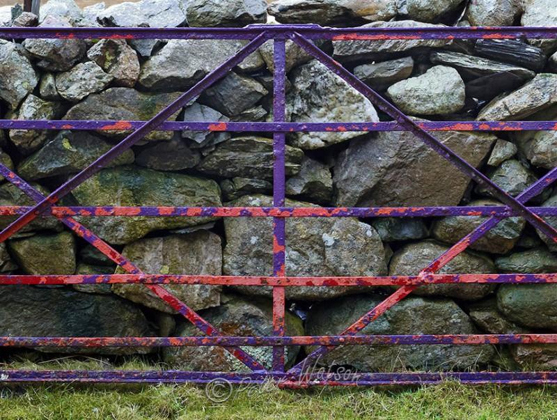 Nant Ffrancon Snowdonia Wales - Elemental