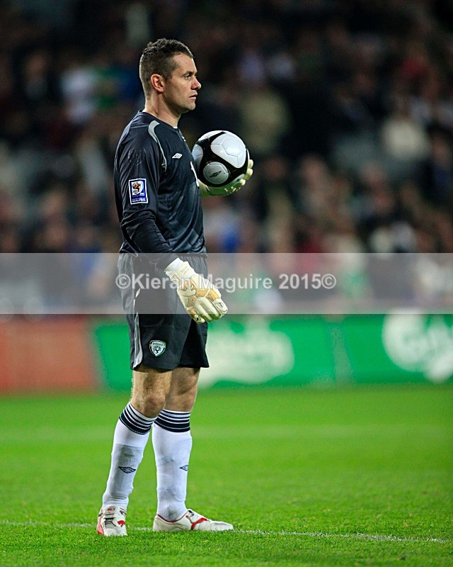 _MGN8868 - FIFA World Cup Qualifer Republic of Ireland v Montenegro 14/10/09