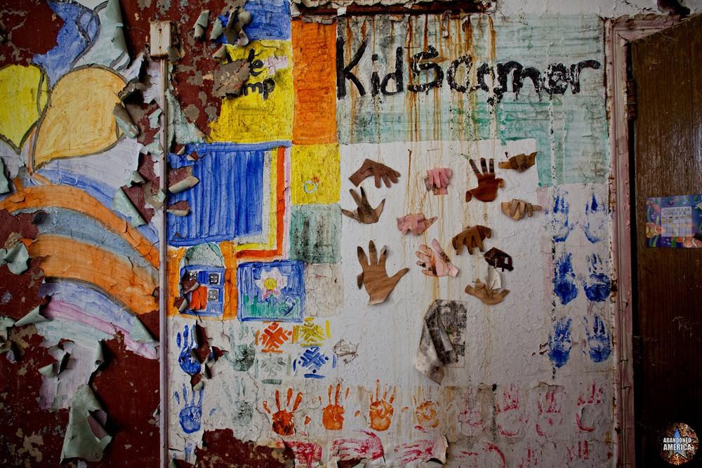 Rockland State Hospital (Orangeburg, NY) | Kids Corner - Rockland State Hospital