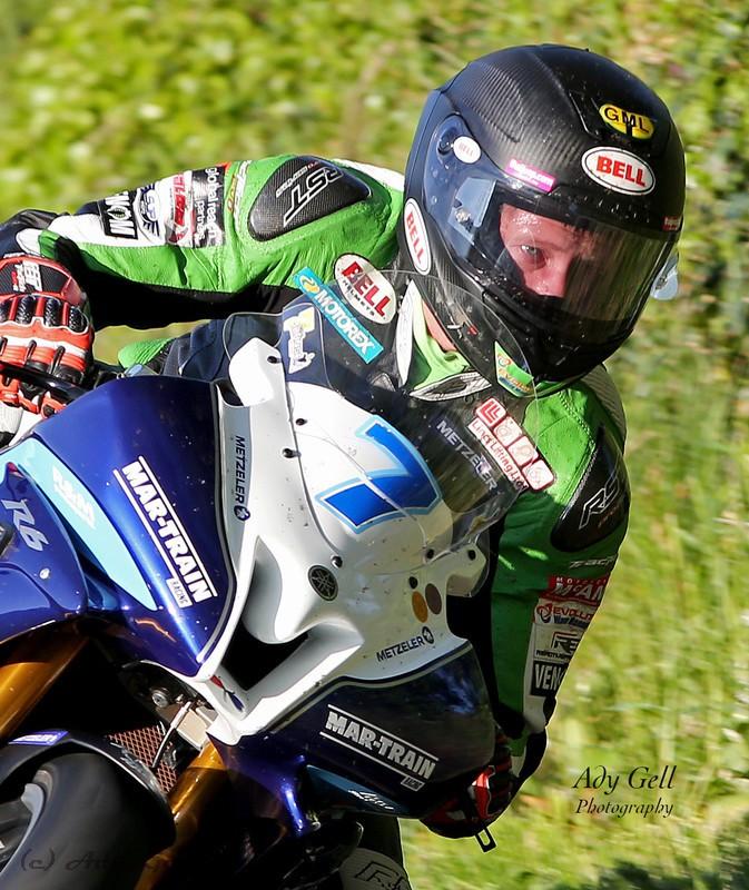 Gary Johnson - Racing