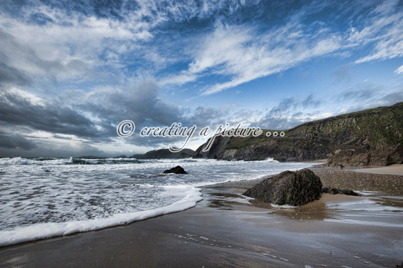 Coumenoole Beach - Seascapes