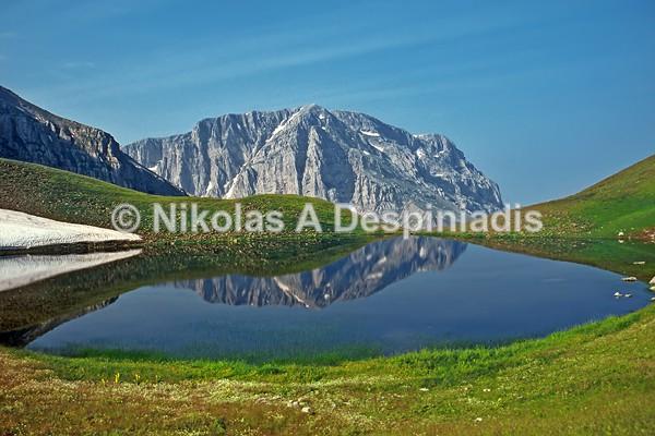 Δρακόλιμνη Ι Dragonlake - Βόρεια Ελλάδα Ι North Greece