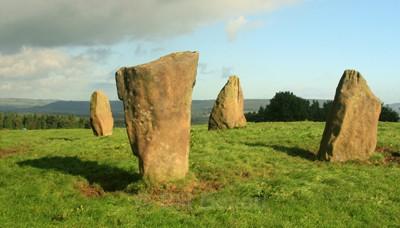 Nine Stone Close 3 - Ancient Peakland