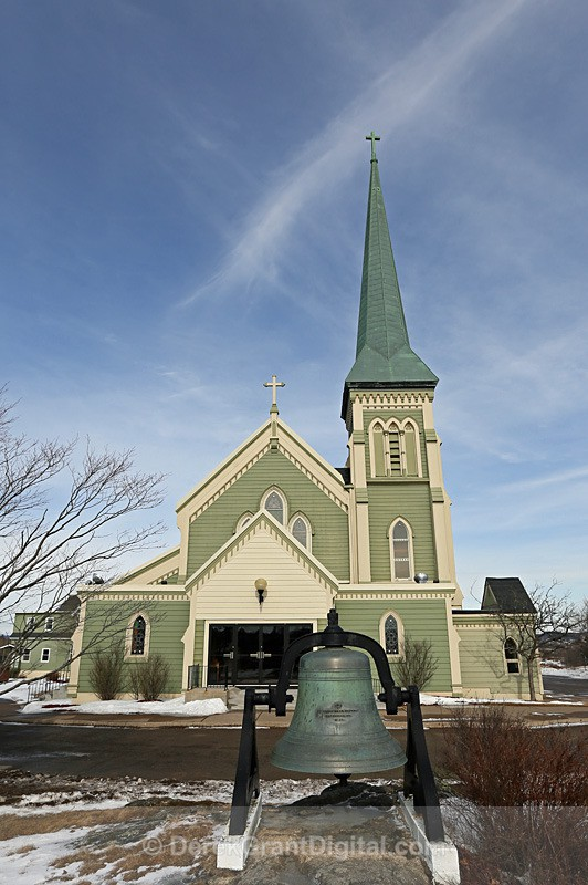 St. Rose of Lima Catholic Church  Saint John, New Brunswick Canada - 1 - Churches of New Brunswick