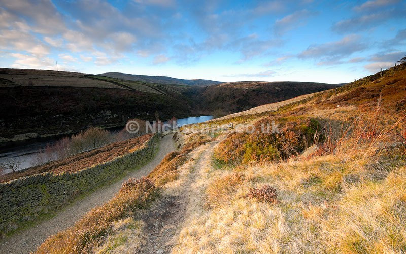 Digley Reservoir and Bilberry Reservoir | Yorkshire Landscape Photography