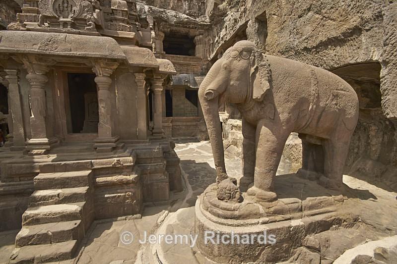 Elephant Temple - India