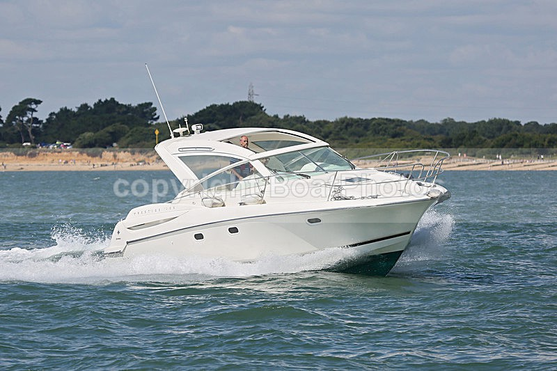 160806 VANILLA SHAKE - PRESTIGE 30S Y92A0325 - Motorboats - Hardtop