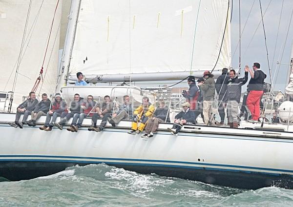 090504 DONALD SEARLE IMG_8614 - Sailboats - monohull