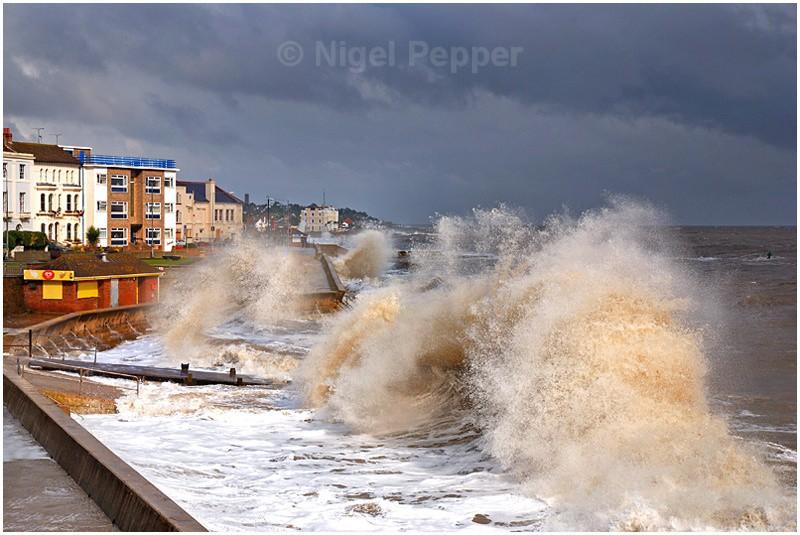 Stormy Seas - Dramatic Weather