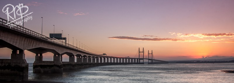 Second Severn Crossing - Panoramic Images