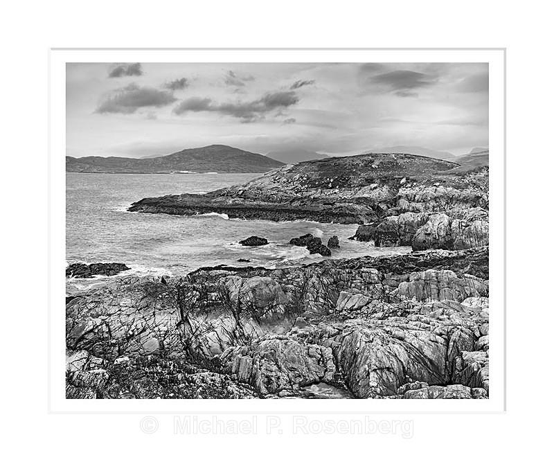 Western Shore, Harris Island, Outer Hebrides Scotland - Scotland, UK