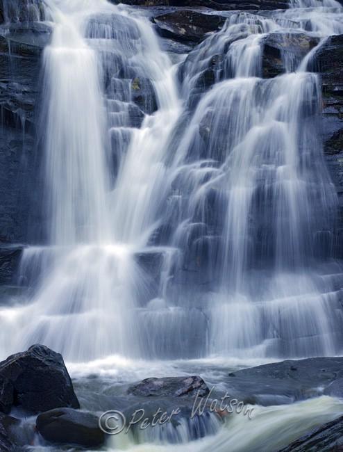 Kaaterskill Falls New York State USA - Rivers & Waterfalls