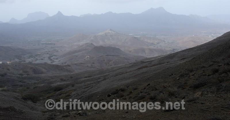 Cape Verde Islands volcanic scenery 3 - Cape Verde Islands