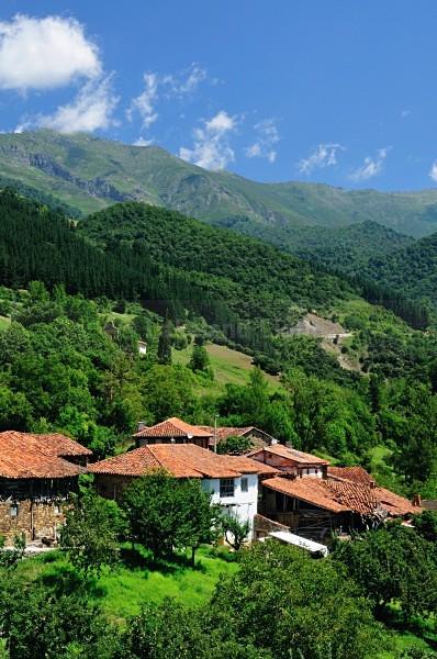 Cahecho - Picos de Europa, Spain