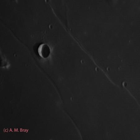 Cauchy - Moon: East Region