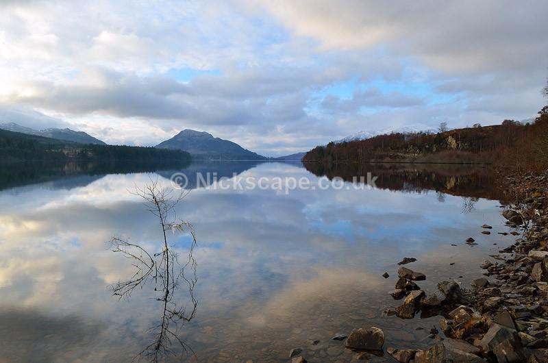 Loch Laggan Monarch of the Glen Country - Scotland63 - Scotland