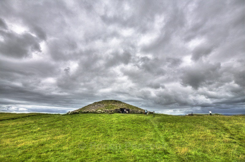 Sliabh na Caillighe - Ruins and Not So Ruined