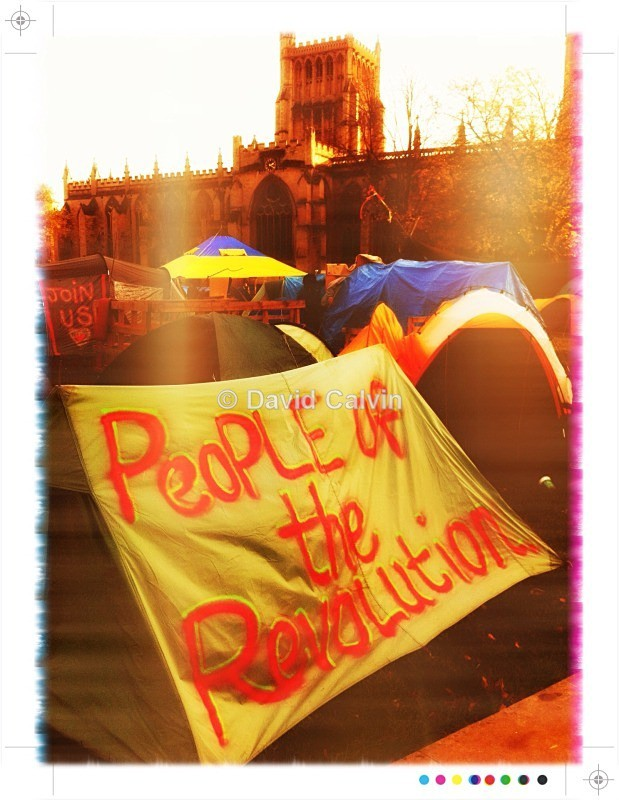 Revolution - Occupy Bristol